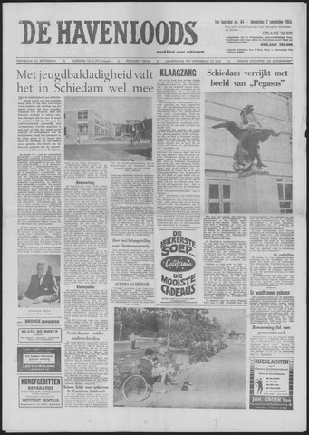 De Havenloods 1965-09-02