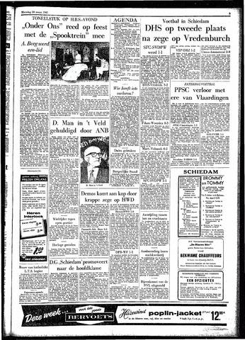 Rotterdamsch Parool / De Schiedammer 1961-03-20