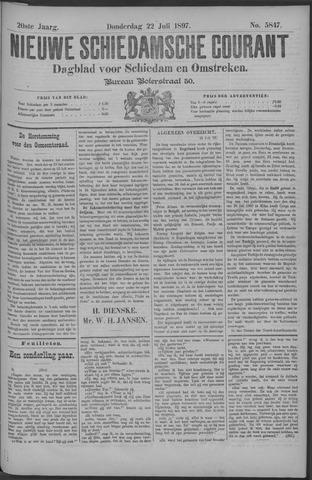Nieuwe Schiedamsche Courant 1897-07-22