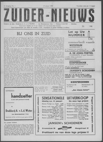 Zuider Nieuws 1963-01-10