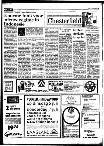 Rotterdamsch Parool / De Schiedammer 1966-07-04