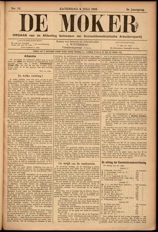 De Moker 1905-07-08
