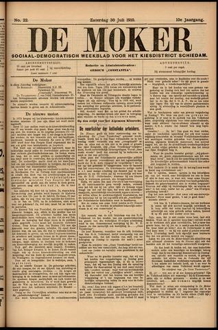 De Moker 1910-07-30