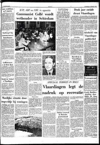 Trouw / De Rotterdammer 1970-08-06