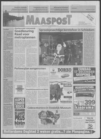 Maaspost / Maasstad / Maasstad Pers 1995-12-13