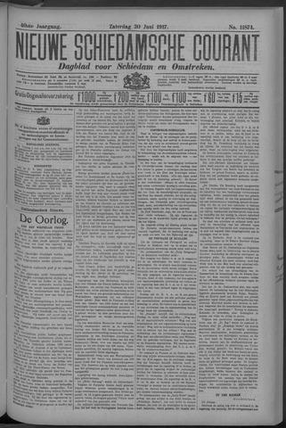Nieuwe Schiedamsche Courant 1917-06-30