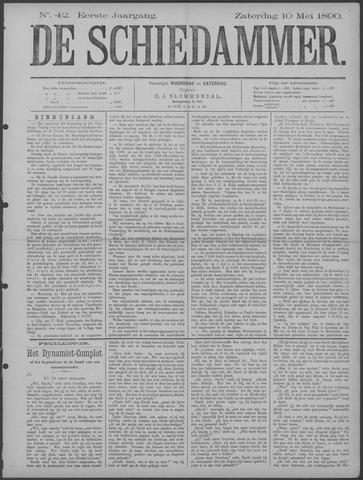 De Schiedammer 1890-05-10