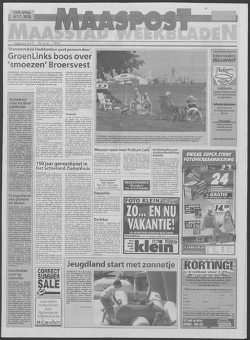 Maaspost / Maasstad / Maasstad Pers 1999-07-14