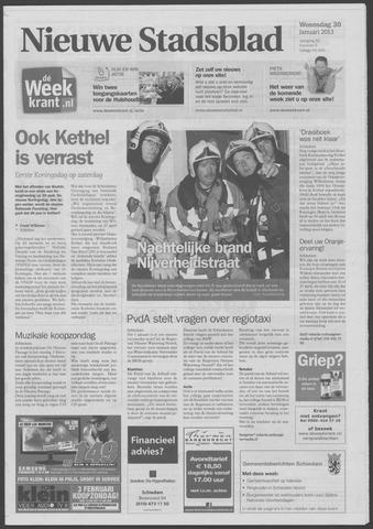 Het Nieuwe Stadsblad 2013-01-30