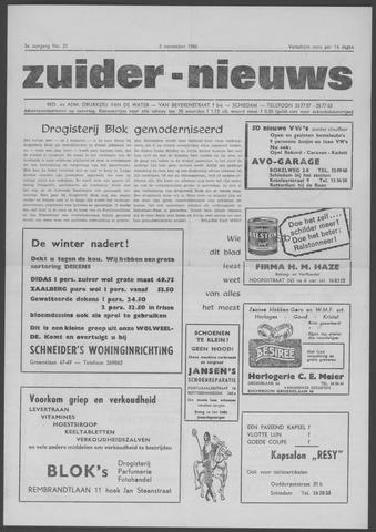 Zuider Nieuws 1966-11-03