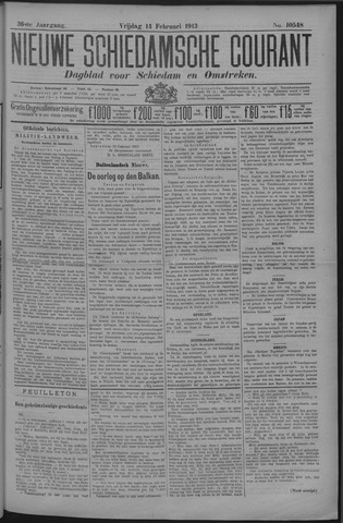 Nieuwe Schiedamsche Courant 1913-02-14