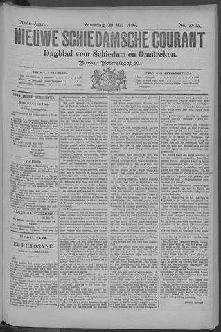 Nieuwe Schiedamsche Courant 1897-05-29