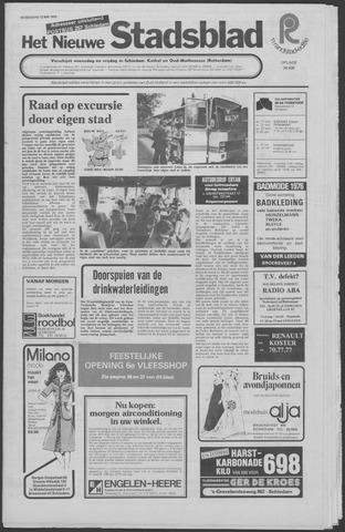 Het Nieuwe Stadsblad 1976-05-12