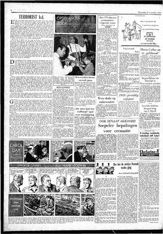 Rotterdamsch Parool / De Schiedammer 1959-09-23
