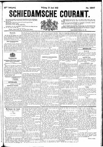 Schiedamsche Courant 1912-06-21