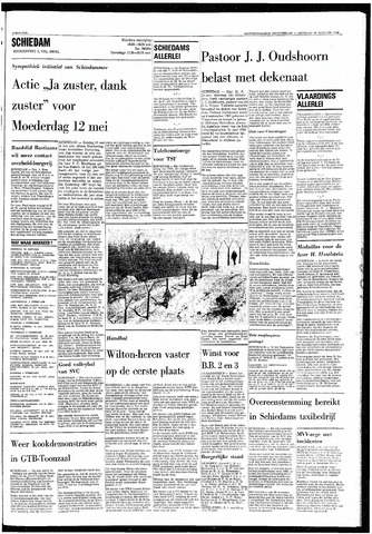 Rotterdamsch Nieuwsblad / Schiedamsche Courant / Rotterdams Dagblad / Waterweg / Algemeen Dagblad 1968-01-30