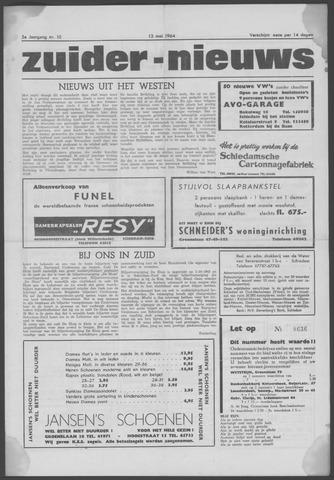 Zuider Nieuws 1964-05-13