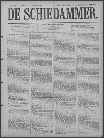 De Schiedammer 1890-08-06