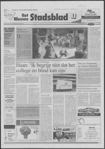 Het Nieuwe Stadsblad 2001-08-29