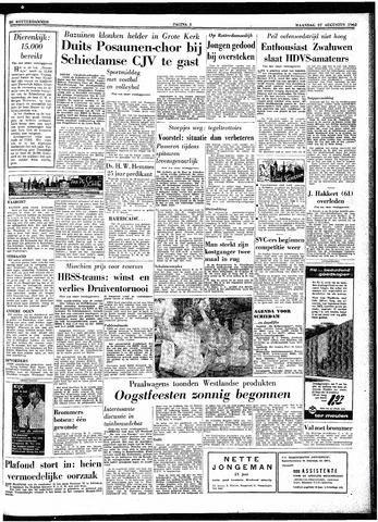Trouw / De Rotterdammer 1962-08-27