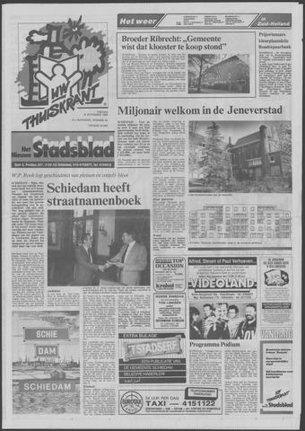 Het Nieuwe Stadsblad 1989-11-24