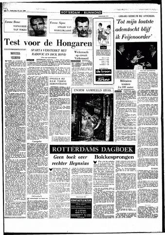 Rotterdamsch Parool / De Schiedammer 1966-06-30