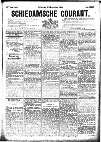 Schiedamsche Courant 1916-11-18