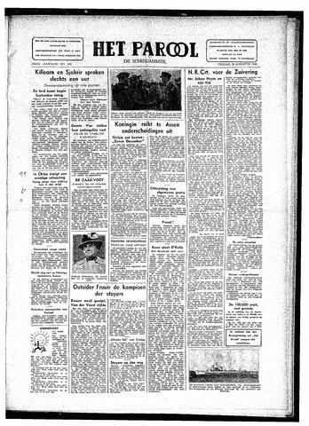 Rotterdamsch Parool / De Schiedammer 1946-08-30