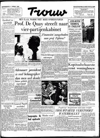 Trouw / De Rotterdammer 1959-04-09
