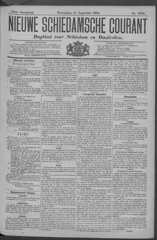 Nieuwe Schiedamsche Courant 1909-08-11