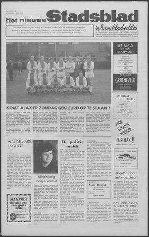 Het Nieuwe Stadsblad 1969-04-09