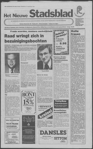 Het Nieuwe Stadsblad 1981-08-19