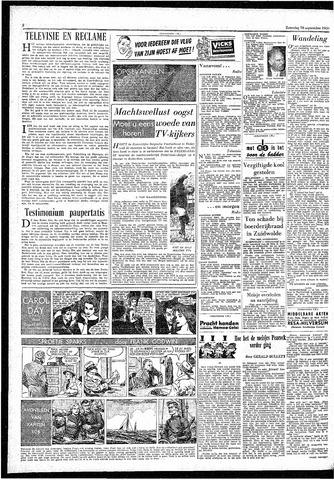 Rotterdamsch Parool / De Schiedammer 1959-09-26