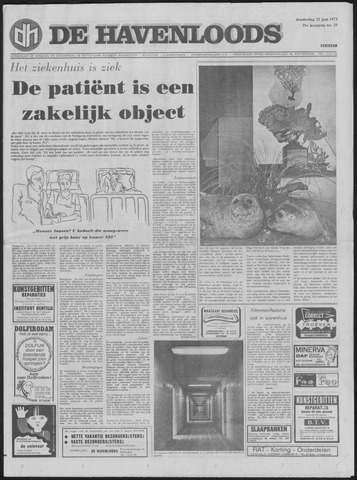 De Havenloods 1972-06-22