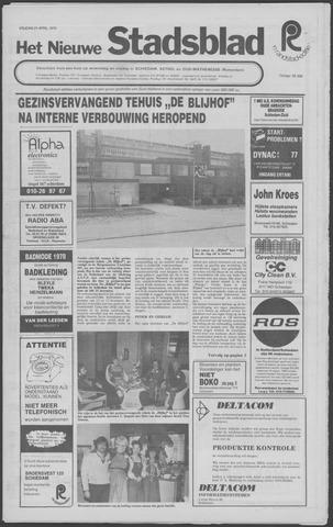 Het Nieuwe Stadsblad 1978-04-21