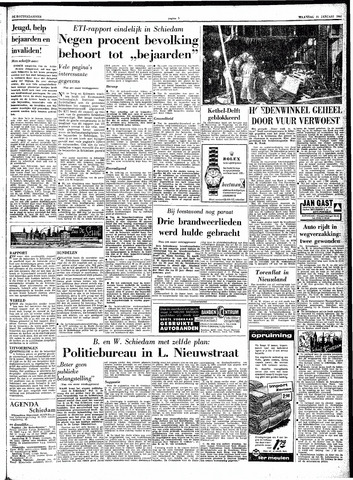 Trouw / De Rotterdammer 1963-01-21