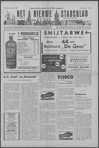 Het Nieuwe Stadsblad 1956-12-05