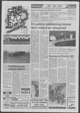 Het Nieuwe Stadsblad 1989-01-20