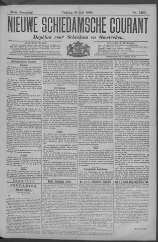 Nieuwe Schiedamsche Courant 1909-07-16
