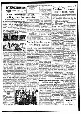 Rotterdamsch Nieuwsblad / Schiedamsche Courant / Rotterdams Dagblad / Waterweg / Algemeen Dagblad 1964-09-03