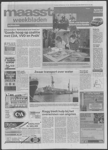 Maaspost / Maasstad / Maasstad Pers 2002-03-27