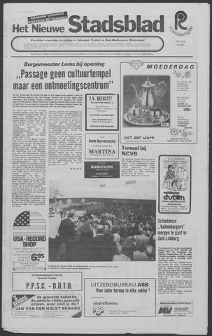 Het Nieuwe Stadsblad 1975-05-09