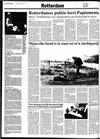 Rotterdamsch Nieuwsblad / Schiedamsche Courant / Rotterdams Dagblad / Waterweg / Algemeen Dagblad 1991-11-30