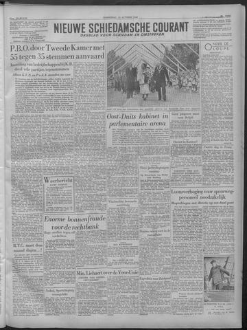 Nieuwe Schiedamsche Courant 1949-10-13