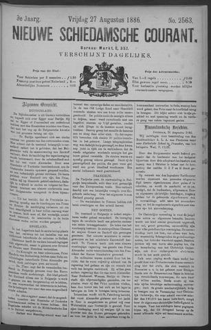 Nieuwe Schiedamsche Courant 1886-08-27