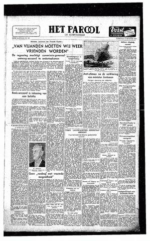 Rotterdamsch Parool / De Schiedammer 1946-12-11