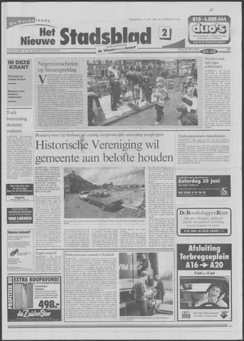 Het Nieuwe Stadsblad 1998-06-11