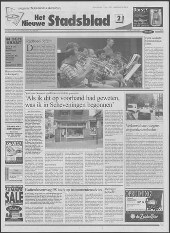 Het Nieuwe Stadsblad 2001-07-12