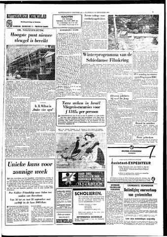 Rotterdamsch Nieuwsblad / Schiedamsche Courant / Rotterdams Dagblad / Waterweg / Algemeen Dagblad 1966-09-10