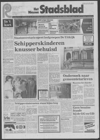 Het Nieuwe Stadsblad 1984-07-13